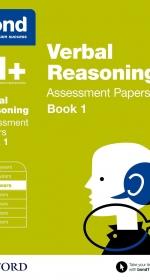Bond 11+ Assessment Papers Vr 9-10 Bk 1?