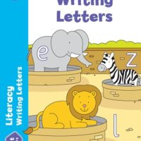 Get Set Literacy: Writing Letters