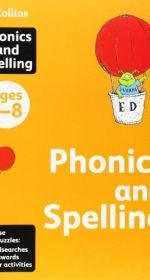 Collins Phonics and Spelling: Ages 7-8
