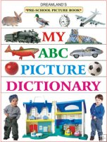 picture of  My  ABC picture Dictionary