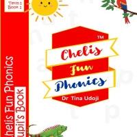 Chelis Fun Phonics Pupil's Book Term 1 Book 1 (Colour Edition).