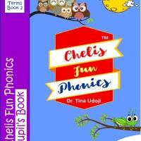 Chelis Fun Phonics Pupil's  Book Term 1 Book 2 (Colour Edition).