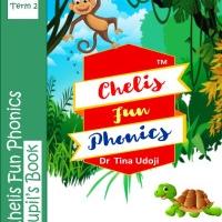 Chelis Fun Phonics Pupil's  Book Term 2 (Colour Edition).