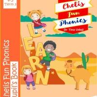 Chelis Fun Phonics Pupil's  Book Term 3 (Colour Edition).